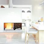 Wandtattoo Spruch - Brennpunkt Küche