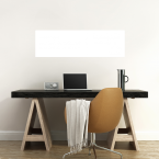 Tafelfolie - 100 x 30 cm