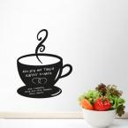 Tafelfolie - Kaffeetasse