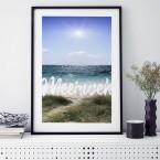 Poster Meerweh