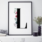 Poster Florales L