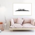 Poster Skyline München