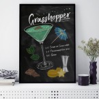 Poster Grasshopper