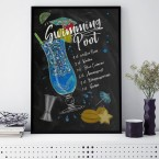 Poster Swimming Pool