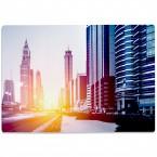 Glasschneidebrett Dubai