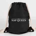 i am a nap queen turnbeutel