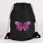 JUNIWORDS Turnbeutel Schmetterling