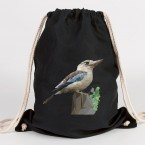 JUNIWORDS Turnbeutel Kookaburra