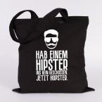 JUNIWORDS Jutebeutel hipster hopster