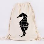 seepferdchen turnbeutel origami