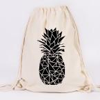 turnbeutel ananas origami