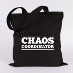 JUNIWORDS Jutebeutel Chaos Coordinator