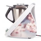 Aufkleber für Vorwerk Thermomix TM5 - Kirschblüten