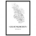 Poster Gelsenkirchen