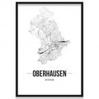 Stadtposter Oberhausen