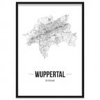 Stadtposter Wuppertal