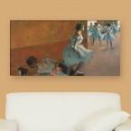 Edgar Degas Tänzerinnen auf einer Treppe