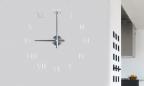 Wandtattoo Uhr römische Zahlen