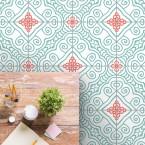 bodenfliesenaufkleber für küche und bad muster alis