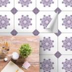 bodenfliesenaufkleber für küche und bad muster anneliese