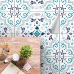 bodenfliesenaufkleber für küche und bad muster bruno