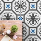 bodenfliesenaufkleber für küche und bad muster darina