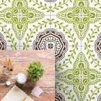 bodenfliesenaufkleber für küche und bad muster estella