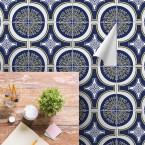 bodenfliesenaufkleber für küche und bad muster hilde