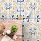 bodenfliesenaufkleber für küche und bad muster leni