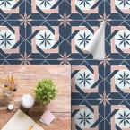 bodenfliesenaufkleber für küche und bad muster mira