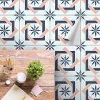 bodenfliesenaufkleber für küche und bad muster romina