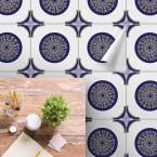 bodenfliesenaufkleber für küche und bad muster tina