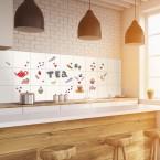 aufkleber Küche