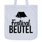 JUNIWORDS Pastell Jutebeutel Festival Beutel