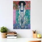 Poster Gustav Klimt - Bildnis Adele Bloch-Bauer II