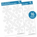 Anti-Rutsch-Sticker Blumen