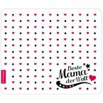 Mousepad Beste Mama - Motiv 2
