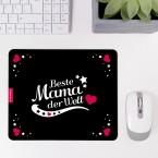 Mousepad Beste Mama - Motiv 3