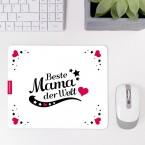 Mousepad Beste Mama - Motiv 4