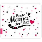 Mousepad Beste Mama - Motiv 6