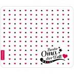 Mousepad Beste Oma - Motiv 2