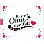 Mousepad Beste Oma - Motiv 4