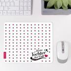 Mousepad Beste Tochter - Motiv 2
