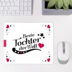 Mousepad Beste Tochter - Motiv 4