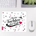 Mousepad Beste Tochter - Motiv 6
