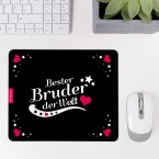 Mousepad Bester Bruder - Motiv 3