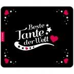 Mousepad Beste Tante - Motiv 3