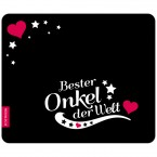 Mousepad Bester Onkel - Motiv 7