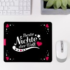 Mousepad Beste Nichte - Motiv 3