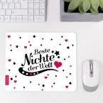 Mousepad Beste Nichte - Motiv 6